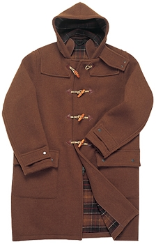 Barbour Wool Cashmere Duffle Coat