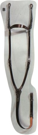 e jeffries adjustable hunt breastplate bpha