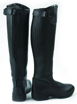 Essentials Nevada Tall 'Riding' Boot by Just Togs E900