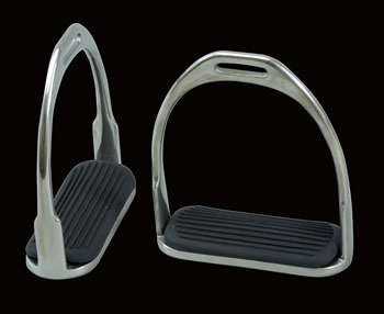 hunting stirrups with treads bisth