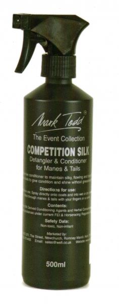 Mark Todd Competition Silk Detangling Spray 500ml