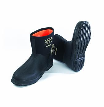 mudrucker neoprene lined mid boot from just togs at cox