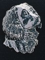 pewter spaniel badge gp