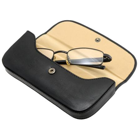 Vegetale Leather Spectacle Case 430320