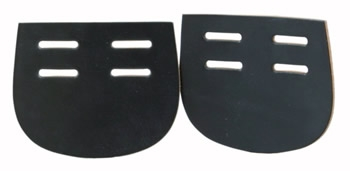 2 Slot Buckle Guards by E. Jeffries