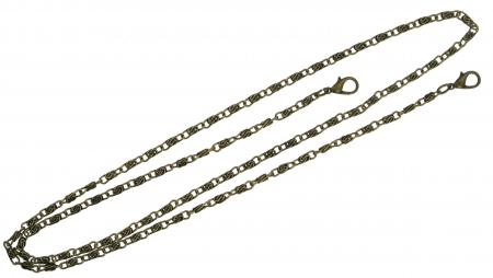 Antique Brass Finish Chain Handbag Strap 98cm CXCHAAB