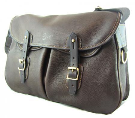 Ariel Trout Large Leather Bag by Brady