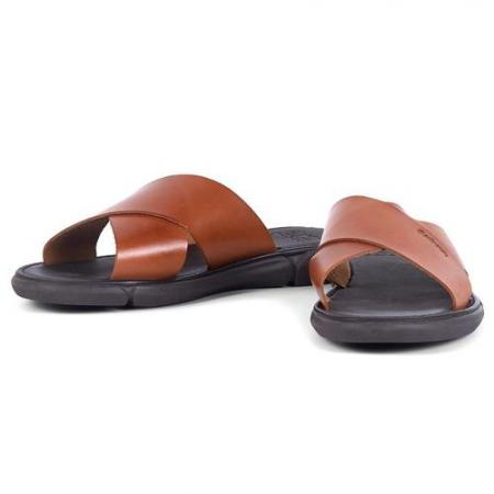 Barbour Adam Sandal in tan MFO0431TA32
