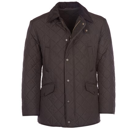 Barbour Bardon Jacket in brown MQU0068BR71