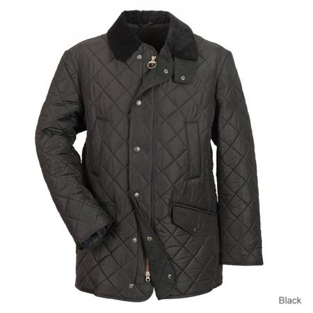 Barbour Bardon Jacket in black