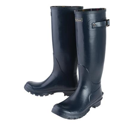 Barbour Bede Wellington Boot. LRF0043