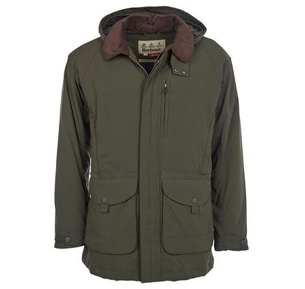 Barbour Bransdale Waterproof Jacket MWB0449GN51