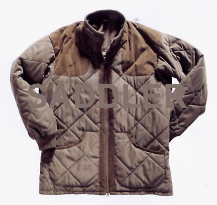 Barbour Cheviot Sporting Quilt JackeT