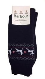 Barbour Fairisle Boot Sock MSO0150