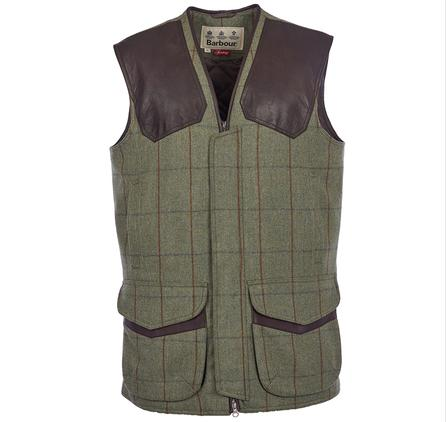 Barbour Fellmoor Sporting Tweed Waistcoat MWO0184OL73