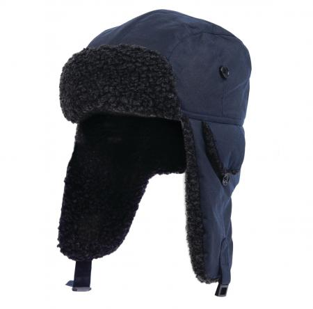 Barbour Fleece Lined Trapper Hat for Men MHA0033