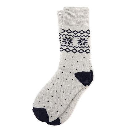 Barbour Glacier Sock for ladies in grey