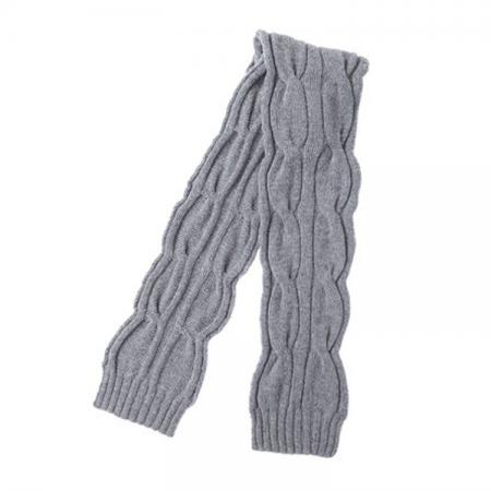 Barbour Grey Blaydon Scarf in lambswool LSC0068GY11