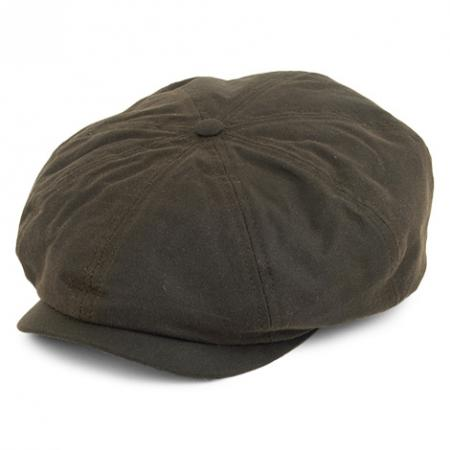 Barbour Guillemot Bakerboy Hat MHA0436