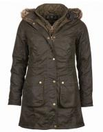 Barbour Helsby Wax Jacket LWX0754OL71