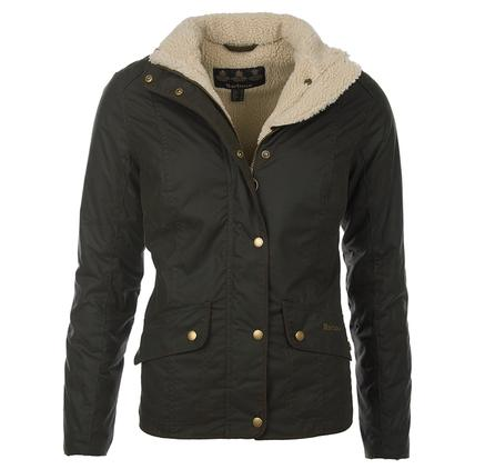 Barbour Ladies Brocklane Wax Jacket LWX0538