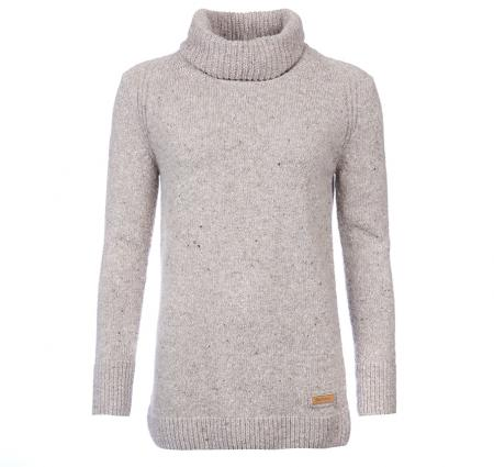 Barbour Ladies Carter Roll Neck Knit Sweater LKN0505