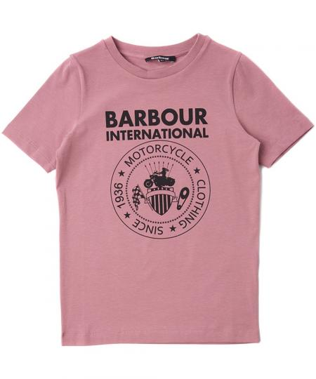 Barbour Ladies Delter Tee LTS0087