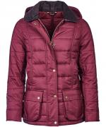 Barbour ladies Ilkley baffle quilt jacket
