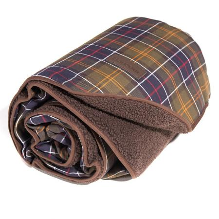 Barbour Large Sized Classic Dog Blanket UAC0121TN11