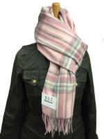 Barbour Lonnen Check Wrap LSC0247