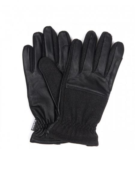 Barbour Men's Rugged Melton Glove MGL0069CH11
