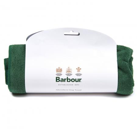 Barbour Microfibre Dog Towel UAC0196GN91