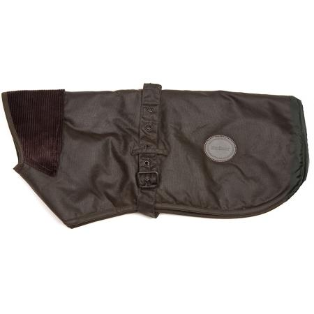 Barbour New Waxed Cotton Dog Coat