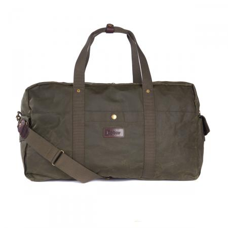Barbour Oakwell Holdall in archive olive UBA0451OL51
