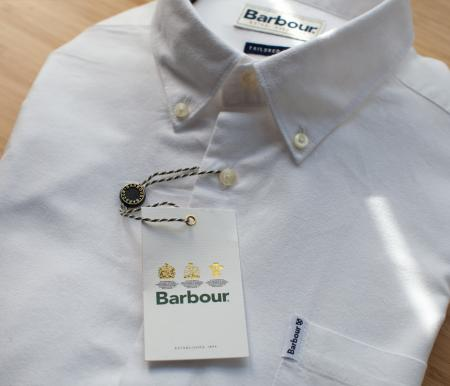 Barbour Oxford 1 Tailored Shirt MSH3332