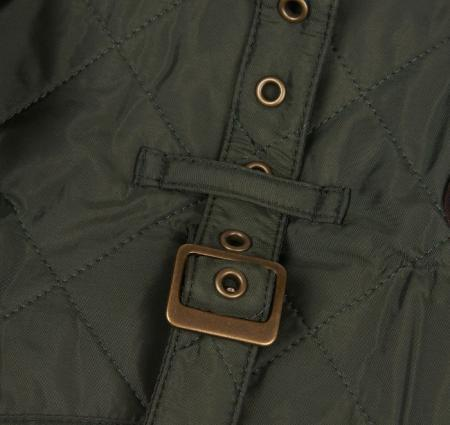 Barbour Quilted Dog Coat DCO0004
