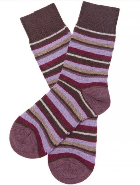 Barbour Rowley Stripe Sock for ladies LSO0024