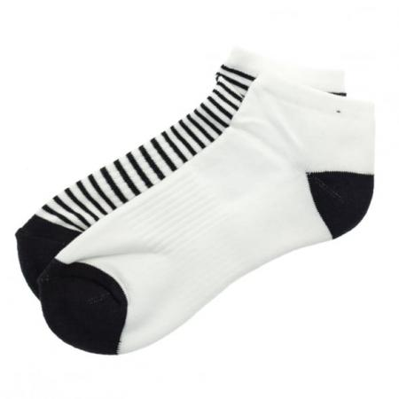 Barbour Scarp Socks for ladies two pairs LSO0076NY11
