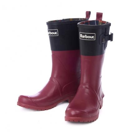 Barbour Short Wellington Boot