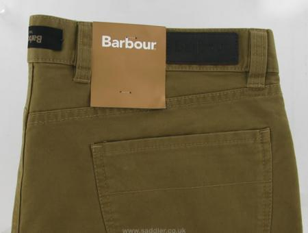 Barbour Slim Fit Stretch Twill Jeans C634
