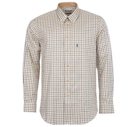 Barbour Sporting Tattershall Shirt (Classic Collar) MSH0003
