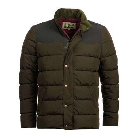 Barbour Stevenson Quilted Jacket MQU0987