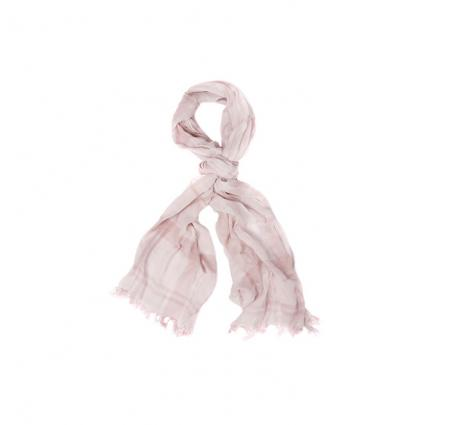 Barbour Summer Dress Wrap in pale pink tartan LSC0077PI11