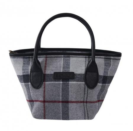 Barbour Tartan Mini Tote Bag LBA0258TN751
