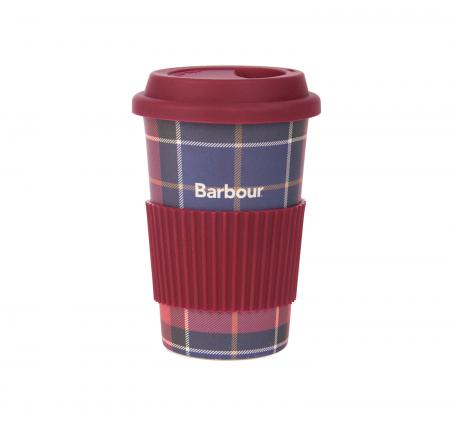 Barbour Tartan Travel Mug UAC0231