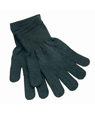 Barbour Thermal Inner Gloves MGL0004OL71 WAS D562 in olive green