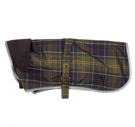 Barbour Waterproof Tartan Dog Coat DCO0012TN11