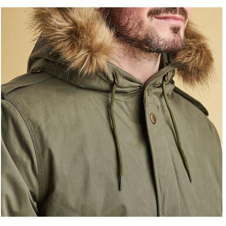 barbour yearling jacket