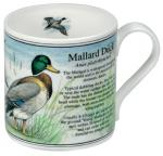 Mallard Duck Bone China Mug