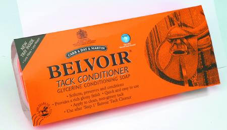Belvoir Tack Conditioner -Glycerine Conditioning Saddle Soap 250g